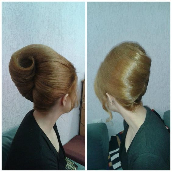 17 best ideas about chignons on pinterest chignon hair simple hair updos and chignon updo. Black Bedroom Furniture Sets. Home Design Ideas