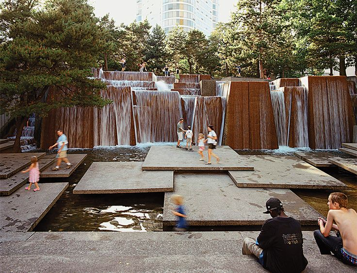 Dwell - Remembering the Forefather of Urban Renewal, Lawrence Halprin