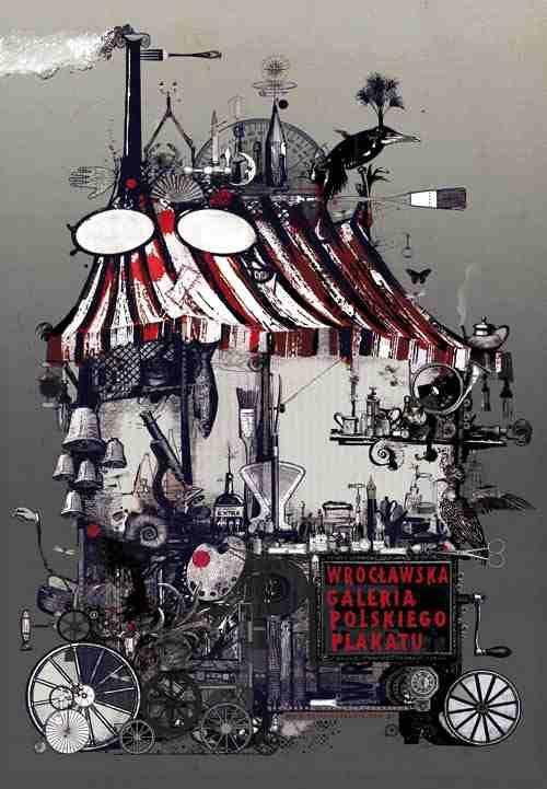 Ryszard Kaja, Wrocławska Galeria Polskiego Plakatu, ORIGINAL - 2011