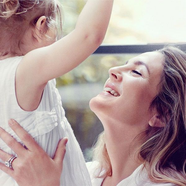 Drew Barrymore Shares Adorable Shot With Daughter Olive: Check Out the Must-See Moment!  Drew Barrymore