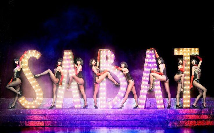 #TeatrSabat Zaprasza! Show połączone jest  z wykwintną kolacją i zabawą przy muzyce tanecznej.