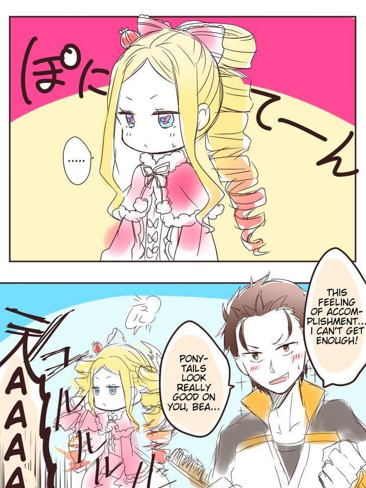 Always Causing Problems For Betty I Suppose Rezero Subaru Beatrice Re Zero Album On Imgur Funny Anime Pics Anime Cupples Anime Funny