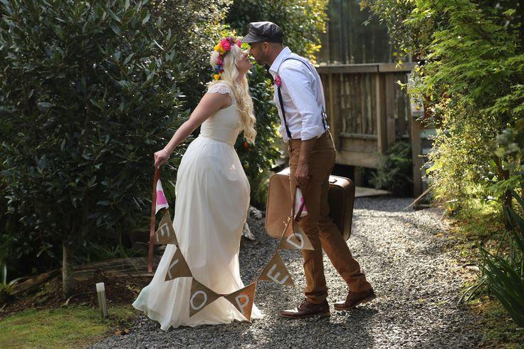 Elopement weddings in Coromandel New Zealand www.hushaccommodation.co.nz