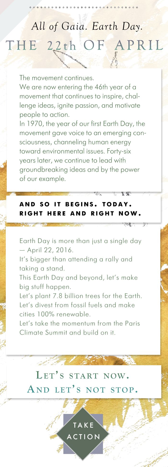 Join our Aloha Gaia Jewelry (alohagaia.com) mailing list - eepurl.com/buW2oj #alohagaia #webdesign #subscribe #Earth #day