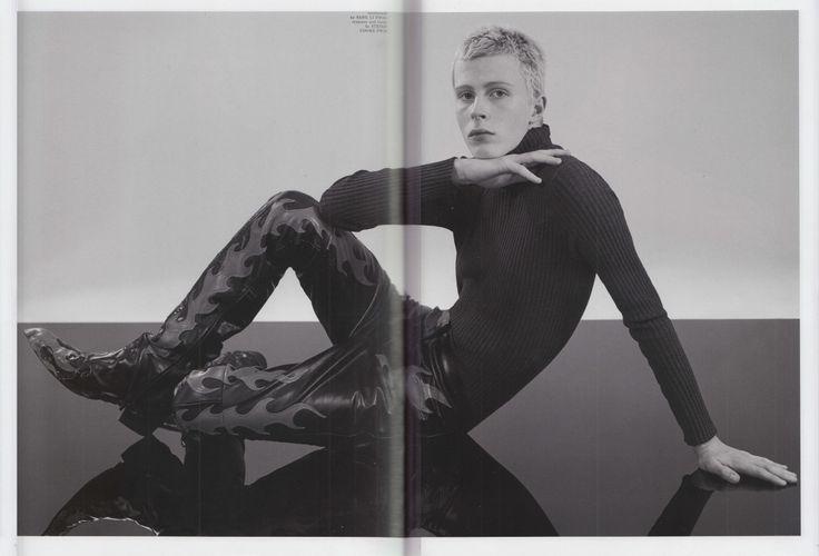 "thecowardlyboy: "" Stefan Cooke - Hero magazine """