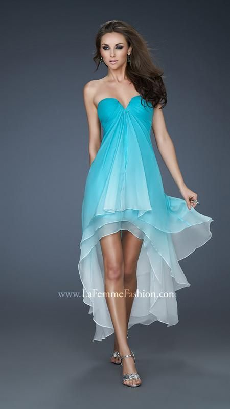 La Femme 18049 | La Femme Fashion 2013 - La Femme Prom Dresses - Dancing with the Stars te top