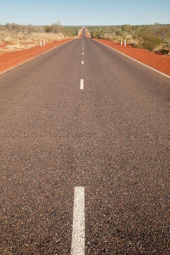 Stuart Highway - Australia