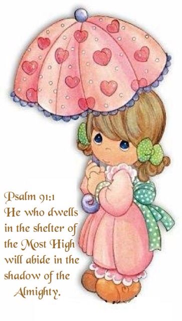 Psalm 91:1 He who dwells in the shelter of the Most High will abide in the shadow of the Almighty.