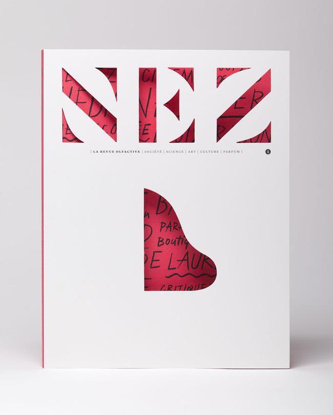 NEZ, la revue olfactive | MilK - Le magazine de mode enfant