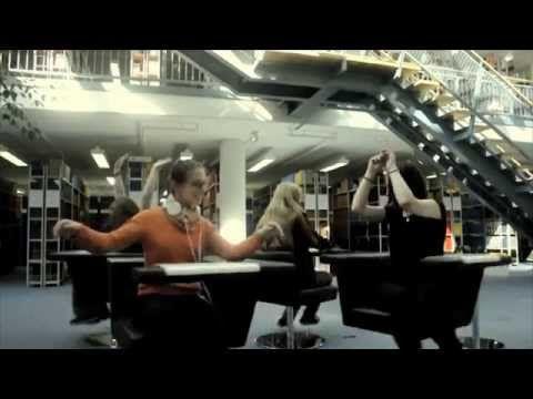 Pharrell Williams - Happy (WE ARE FROM MUNICH - TUM University Library)