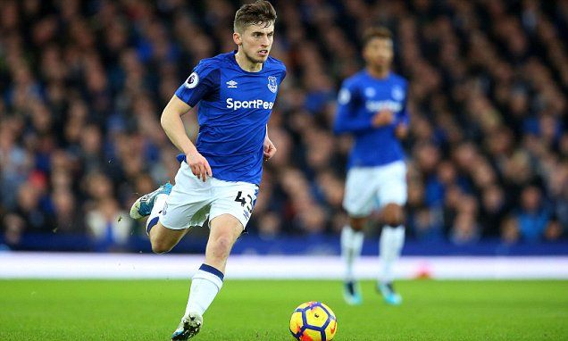 Jonjoe Kenny would swap World Cup for Merseyside derby win