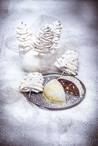noel chic recettes sucettes sapins meringues dome tout chocolat christmas recipes