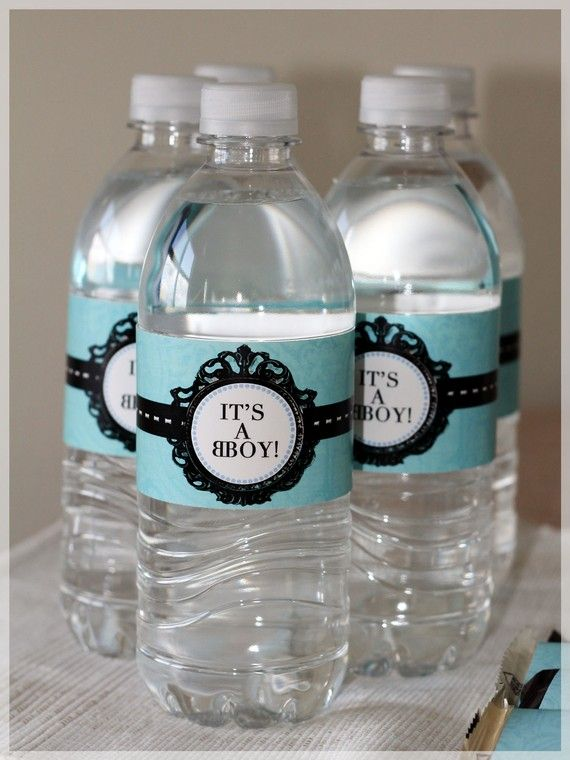 Customizable Tiffany Blue Party Kit   Digital by KreativeKits, $20.00