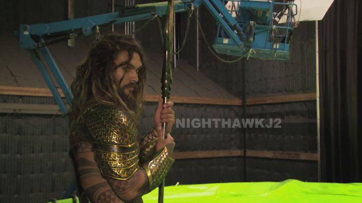 Batman V Superman tournage Aquaman