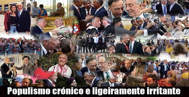 77 Colinas: Marcelo, a campanha eleitoral permanente e a velha...