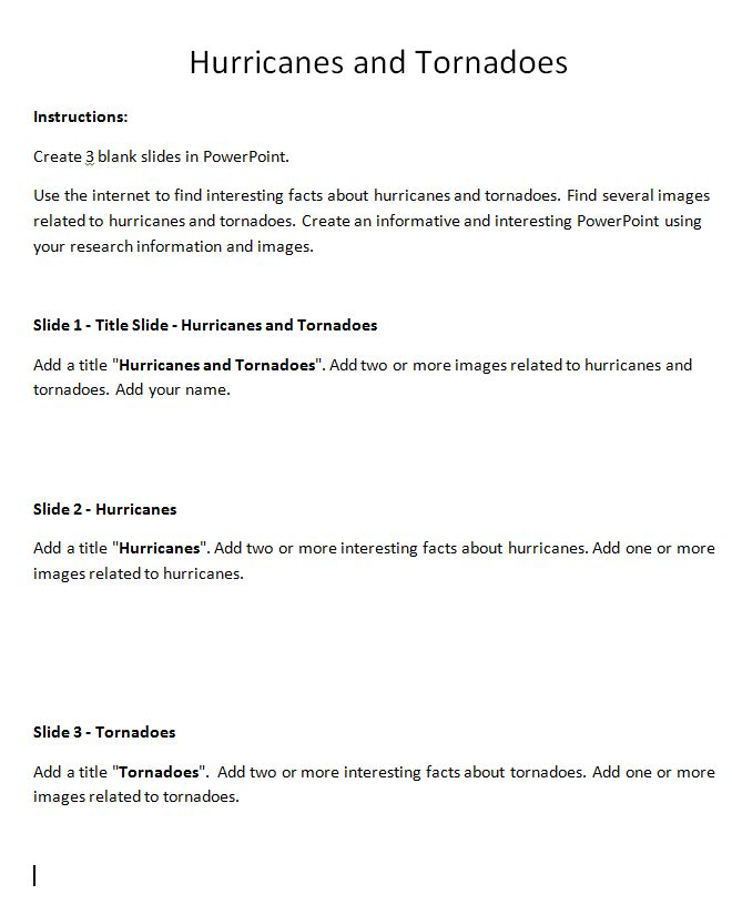 blizzards vs hurricanes compare and contrast Hurricane and blizzards same for reasons and different for reasons.