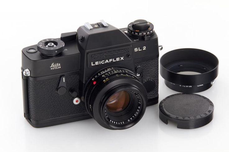 Leica SL2 black
