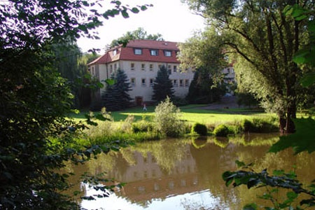 Kloster Gerode - Gerode (Germany)  http://www.wegdermitte.de/  A remote restored former monastery, with a whole host of courses and therapies, including medicinal herb healing and holistic detox.