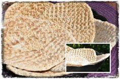 Matnyttigt - Glödhoppor ... mjukt tunnbröd för stora och små