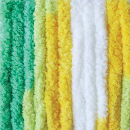 Lemonade Varg Blanket Yarn - Small Ball (6 - Super Bulky) by Bernat