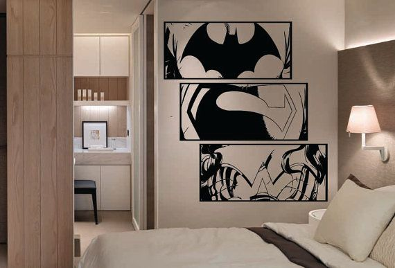 Hey, I found this really awesome Etsy listing at https://www.etsy.com/uk/listing/219732763/huge-dc-comics-justice-league-wall-art
