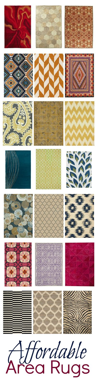 Looking For A Statement Rug In Your Home? Here Are So Many Great Affordable  Area Rugs For The Home.