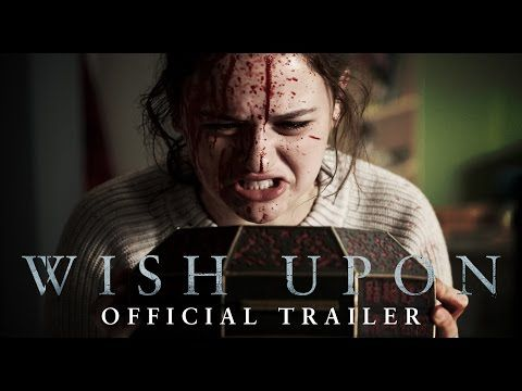 Wish Upon (2017) Theatrical Trailer #2 - Watch it now!