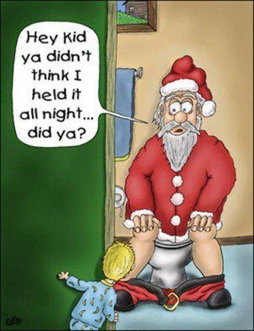 Funny Christmas Cartoons 16
