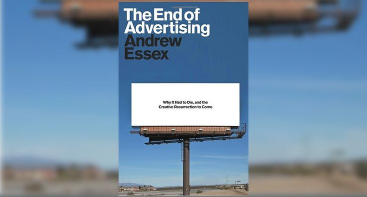 """Command and Control Advertising is Dead - https://www.richardcyoung.com/lifestyle/command-control-advertising-dead/ - Andrew Essex, a former advertising executive, has written a book calledThe End of Advertising: Why It Had to Die, and the Creative Resurrection to Come.Essex believes that advertising as we know it has""""somewhere between five minutes and five years"""" before its end. He believes advertisers will..."""