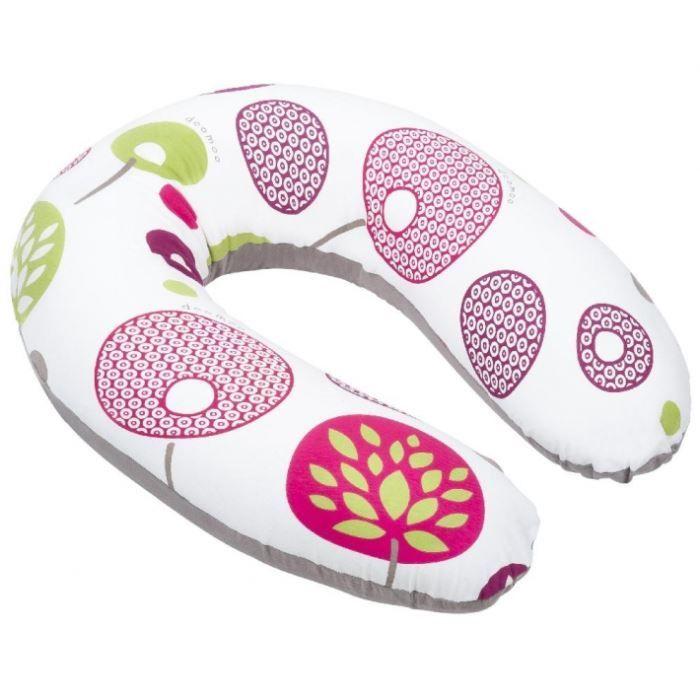 Coussin de maternité BABYMOOV Doomoo Flower Prune   – Products