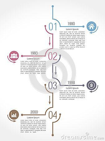 Chronologie Infographics