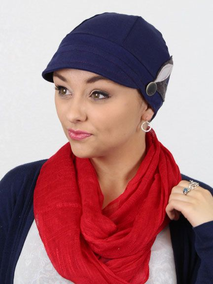baseball caps with hair for cancer patients as easy cap cuter lovely hat chemo hats
