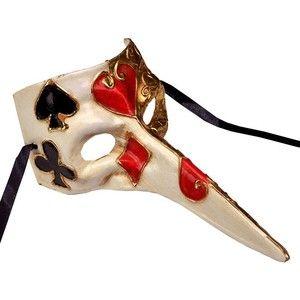 thesis venetian mask