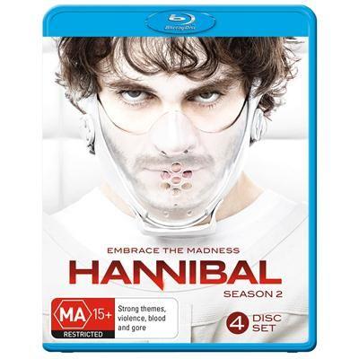 Hannibal - Season 2 BLU-RAY