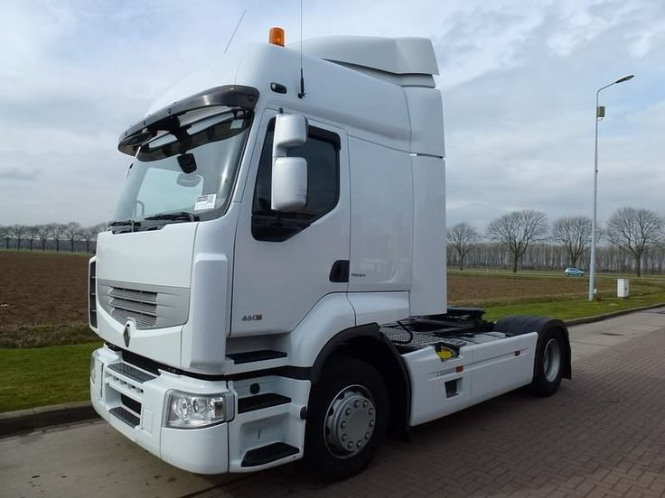 For sale: Used and second hand - Tractor unit RENAULT PREMIUM 460
