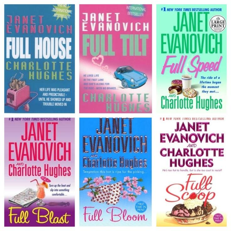 Author: Janet Evanovich / Max Holt Series