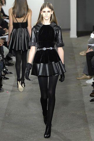 Christopher Kane Autumn/Winter 2007 Ready-To-Wear Collection   British Vogue