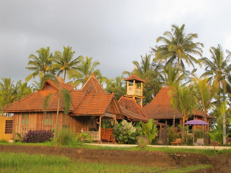 Tanah Cinta village