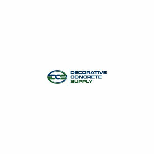 Decorative Concrete Supply - DCS Logo