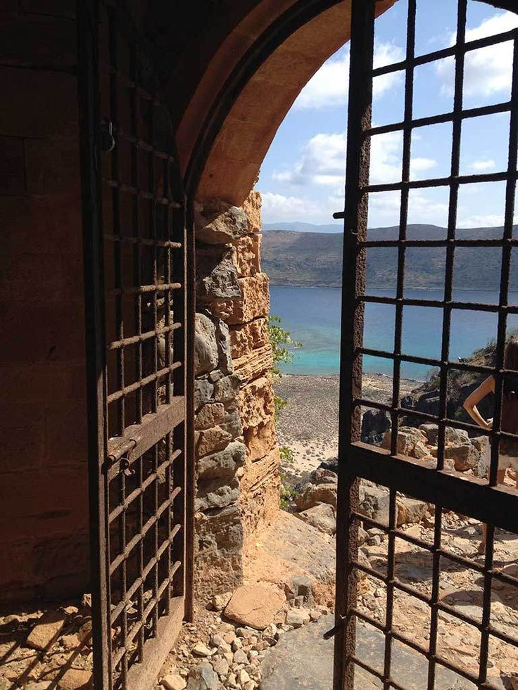 Gramvousa Venetian fortress