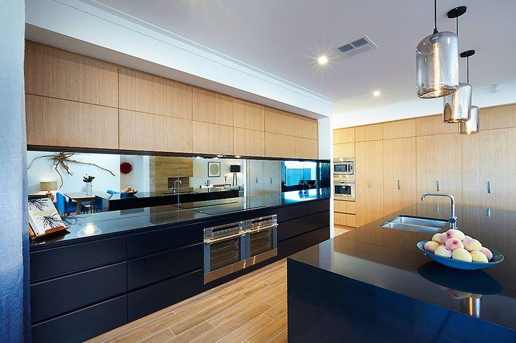 54 best black kitchens images on pinterest black for Kitchen cabinets 1200mm