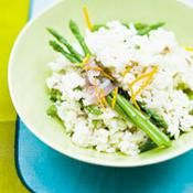 Recette risotto agli asparagi