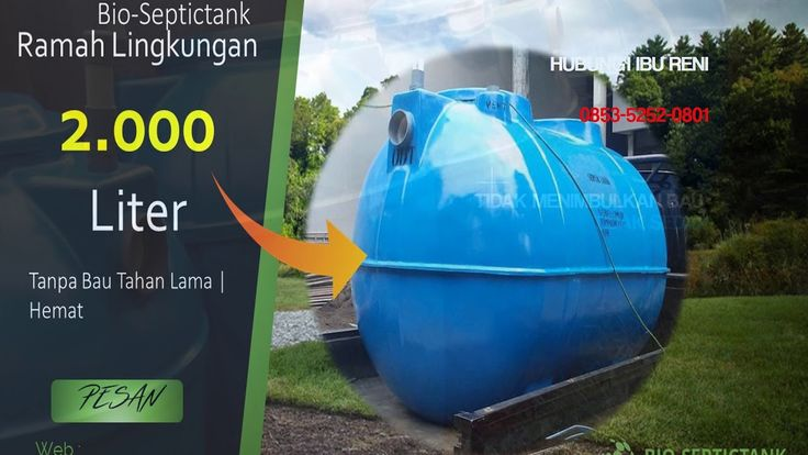 Supplier Biotech Septic Tank | 085352520801 | Jual Bio Septic Tank Surabaya
