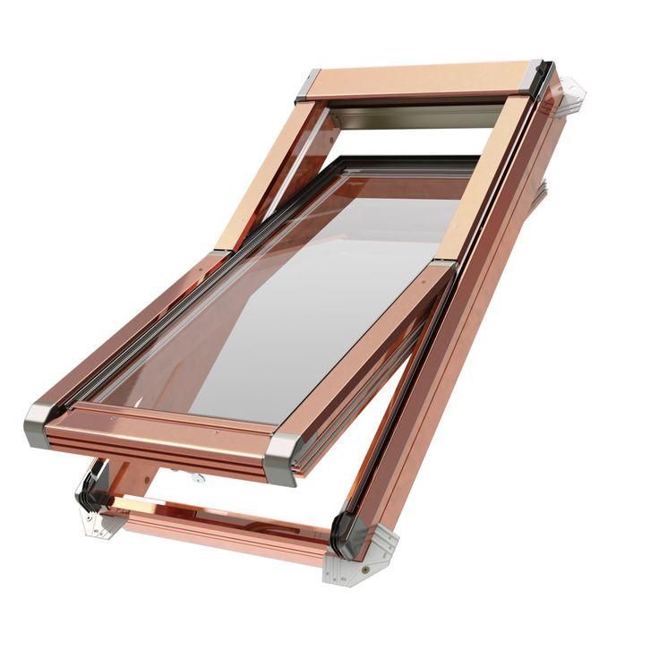 Okna szyte na miarę  - mocne, trwałe i dopasowane. Do wykorzystania w wielu aranżacjach.