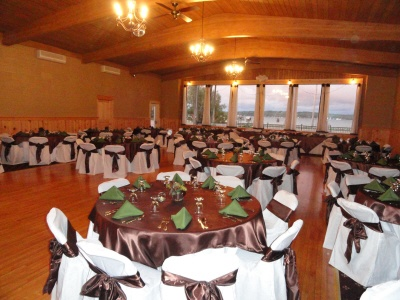 West Bay Event Center In Traverse City