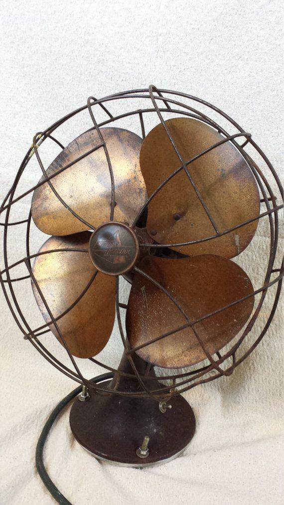 Vintage Emerson Electric Fan