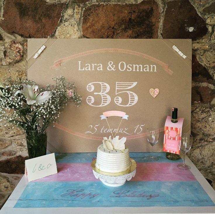 Anniversary of Mr. and Mrs. Aray  We feel lucky to meet them..  #lola38celebrations #lola38hotel #lola38 #anniversary #mrandmrs #35years #happilyeverafter #love #reallove