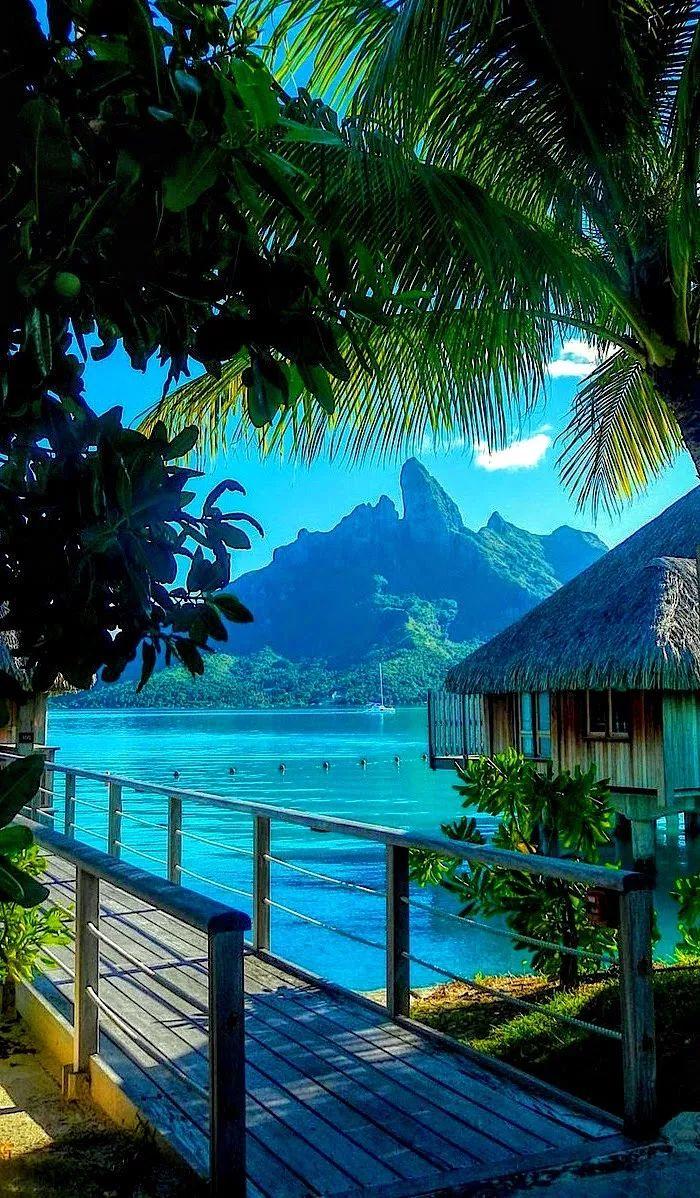 Bora Bora  - Mari Angeles Domínguez - Google+