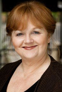 Lesley Nicol....Mrs. Patmore in Downton Abbey (I know, it's a tv show and not a movie, oh well)...I think she is great.