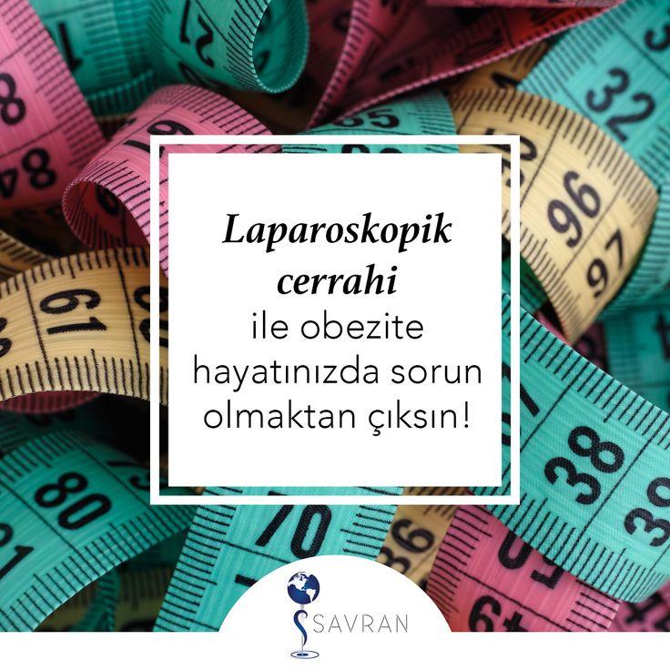Obezite artık bir sorununuz olmaktan çıksın! Laparoskopik cerrahi ile yeni bir vücuda kavuşabilirsiniz. Ameliyat sonrası iyileşme dönemi son derece hızlıdır. Sosyal hayatınızdan geri kalmazsınız.  Detaylı bilgi almak için ☎️ 0535 047 35 34 numaramızı arayabilirsiniz.